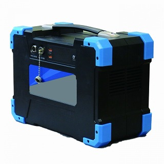 最新IGBT、BMSを搭載。約1,000回繰り返し充電を達成した1,346Wh大容量のリチウムイオン蓄電池Power Value Server PVS-1346